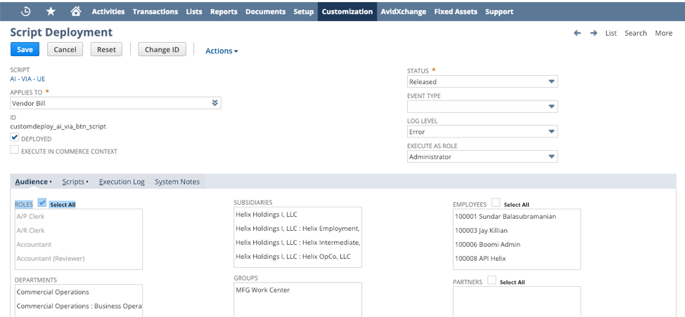 Installing the Accrualify Bundle in NetSuite – Accrualify